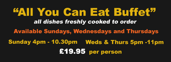 buffet special offers